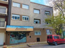 Hotel Avellino, hotel en Mar del Plata