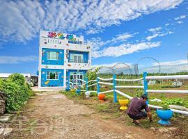 彩色漁之居民宿,湖西鄉的飯店