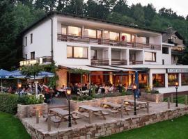 Hotel Am Rosenberg, hotel in Bad Driburg