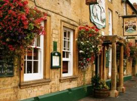 Redesdale Arms Hotel, hotel near Weston Park, Moreton in Marsh