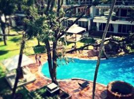 Aarju Luxurious Wave, apartment in Calangute