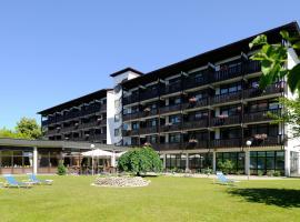 Johannesbad Hotel Königshof, Hotel in der Nähe von: Therme Geinberg, Bad Füssing