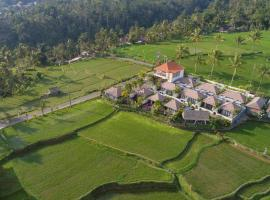 Amatara Abirama Villas, hotel near Tegallalang Rice Terrace, Ubud