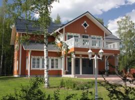 Hotel Sininen Helmi, hotelli Kiuruvedellä