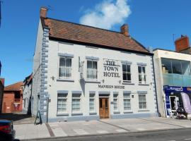 The Town Hotel, hotel in Bridgwater
