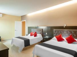 Veracruz Suites, hotel in Veracruz