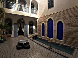 Riad Bel Haj, hotel near Koutoubia, Marrakesh