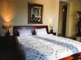 Hotel Bojatours Lux, hôtel à Podgorica