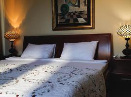 Hotel 201, отель в Подгорице