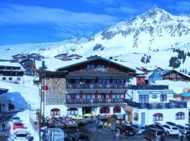 Der Sailer Hotel & Restaurant, hotel in Obertauern