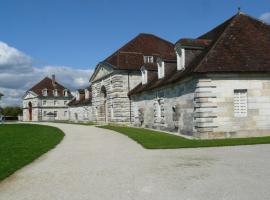 La Saline Royale, hotel near Ile du Girard Nature Reserve, Arc-et-Senans