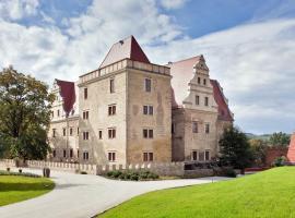 Uroczysko Siedmiu Stawów, hotel near Świdnica Cathedral, Gola Dzierżoniowska