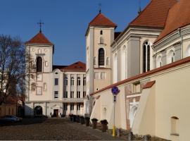 Villa Kaunensis, svečių namai mieste Kaunas