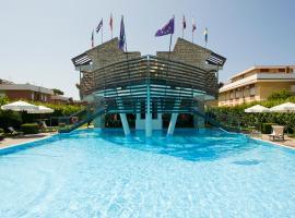 Hotel Poseidon, hotel in Terracina