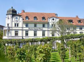 Park Hotel Post, hotel near Freiburg Cathedral, Freiburg im Breisgau