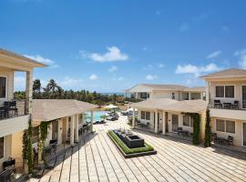 The Acacia Ocean View Morjim, hotel with pools in Morjim
