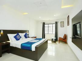 Half Moon Residency, hotel in Kozhikode
