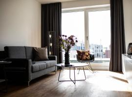 qpartments, Ferienwohnung mit Hotelservice in Oldenburg