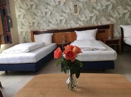 Gästezimmer Siminciuc, budget hotel in Aachen