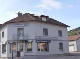 Hotel Gai Relais, hôtel à Gérardmer