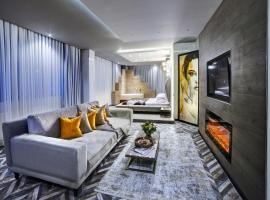 Walton Residence Sisli Weekly Sterilized, apartment in Istanbul