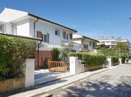 ATeRIAN VILLA ARESTI, accommodation in Zarautz