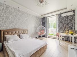Apartments on Privokzalnaya, apartment in Minsk
