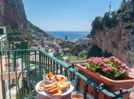 La Valle Delle Ferriere, hotel in Amalfi