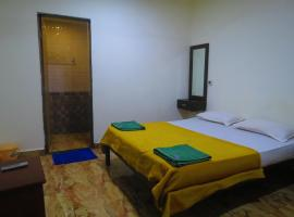 The Golden Nest Deluxe Resorts, hotel near Candolim Football Ground, Calangute