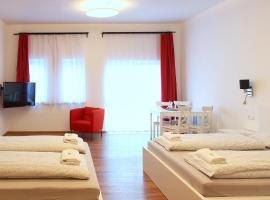 Nigler Innsbruck Apartment, Budget-Hotel in Innsbruck