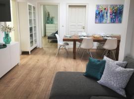 Villa Ludwig Plauen -mit Klimaanlage-, budget hotel in Plauen