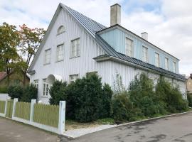 Villa Wesenbergh, hotell sihtkohas Rakvere