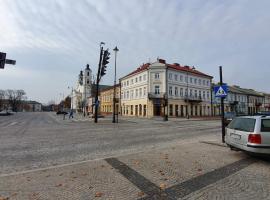 Suwalki Centrum, apartment in Suwałki