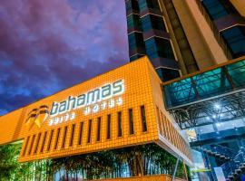 Bahamas Suíte Hotel, hotel in Campo Grande