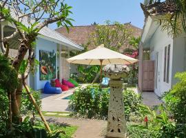 Starling villas, apartment in Sanur