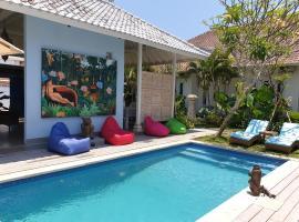 Starling villas, serviced apartment in Sanur