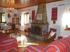Villa Vytina with Garden and BBQ, hotel in Vitina