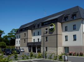 B&B Hotel Saint Malo Sud, hôtel à Saint-Jouan-des-Guérets
