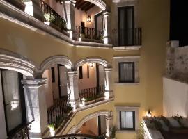 The Essentia Hotel San Miguel, hotel en San Miguel de Allende