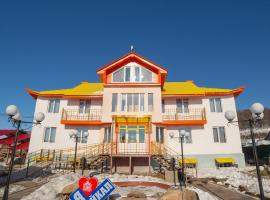 Mebis Baikal, family hotel in Turka