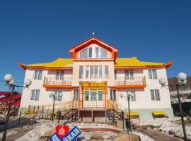 Mebis Baikal, beach hotel in Turka