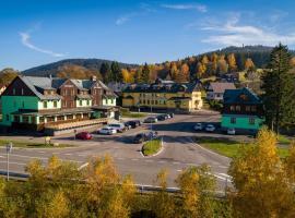 Hotel Prichovice, hotel v destinaci Kořenov