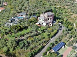 L' Amandola, farm stay in Levanto