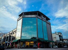 Luscious Hotel, hotel di Bukit Mertajam
