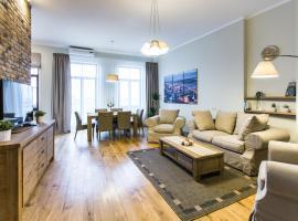 Riga Lux Apartments - Ernesta, Free parking, apartment in Rīga