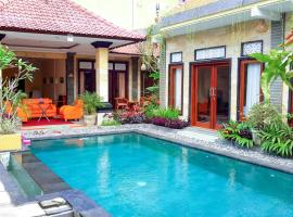 Sang Ayu Lungsiakan, hotel near Naughty Nuri's Ubud, Ubud