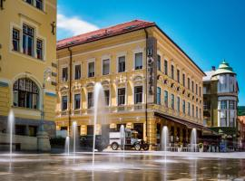 Hotel Evropa, hotel v mestu Celje