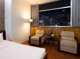 Vilion Central Hotel, hotel in Ho Chi Minh City