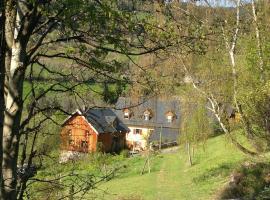 La Grange d'Hannah - gîte & chambre d'hôtes de charme, hotel near Lac Blanc Ski School, Orbey