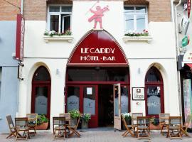 Hôtel Le Caddy, hotel near Le Touquet Airport - LTQ, Le Touquet-Paris-Plage